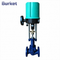 Buy cheap RTK Motor Operated Control Electric Motor steam gas flow Regulating valves from wholesalers