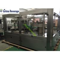 Buy cheap Automatic 3L-10L Water Bottle Packing Machine , Water Bottling Machine Rinsing Filling Capping from wholesalers