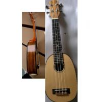 """Wholesale 21""""  concert Ukulele spruce top solidwood hawaii guitar high quality AGUL26 from china suppliers"""
