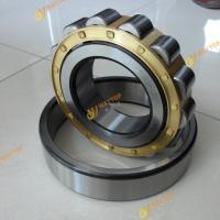 Buy cheap Straight Bore Cylindrical Roller Bearing Nylon Cage For Industry Machinery from wholesalers