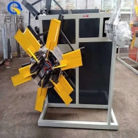 Buy cheap 220V Single Head PE Pipe Cable Winding Machine OD 1200mm from wholesalers