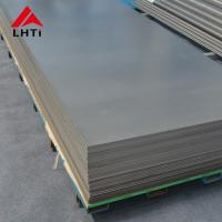 Wholesale GR1 GR2 Pure Titanium Plate Pickling And Sand Blasting Surfaces from china suppliers