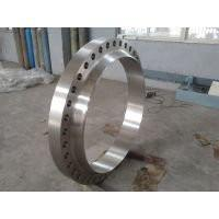 Buy cheap Nitronic 60 Alloy 218 UNS S21800 WN SO Blind flange forging disc ring from wholesalers