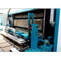 Buy cheap Automatic Waste Paper Pulp Molded Egg Tray Machine Egg Clamshell Molding Machinery from wholesalers