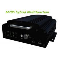 Wholesale 4CH Hard Disk SD card car digital video recorder for buses coach truck from china suppliers