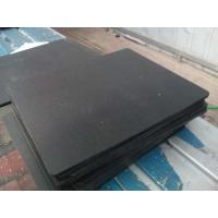 Buy cheap Black color Chemical Resistant POM Sheet 6-200mm thick High Mechanical Strength from wholesalers