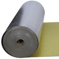 Buy cheap 4mm Thermal Reflective Foam Board Insulation , Building Insulation Materials Eco Friendly from wholesalers