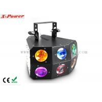 Buy cheap 90W LED Derby Moonflower Light / Matrix Beam Sound Activated Disco Lights from wholesalers