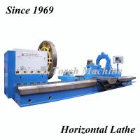 Buy cheap Excellent CNC Lathe Machine Tool , Precision Metal Lathe For Machining Shaft from wholesalers