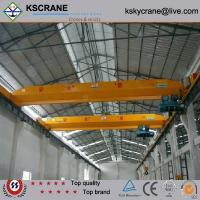Buy cheap Wire Rope Sling Type and New Condition Electric Hoist Trolley Overhead Cranes from wholesalers