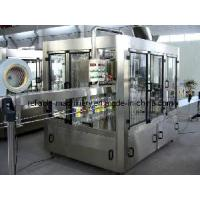 Buy cheap Soda Carbonated Water Pet Bottle Filling Machine (CGFD) from wholesalers