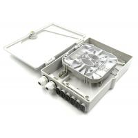 Wholesale Frog Wall Mount Termination Box , 12 Fiber Ftth Termination Box For Networking Devices from china suppliers
