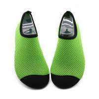 Buy cheap Quick Drying Aqua Mesh Swim Shoes Lightweight Anti - Slip Rubber Sole from wholesalers