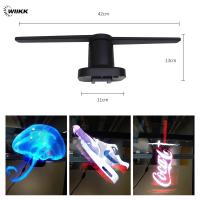 Buy cheap Naked Eye 3D Hologram Wiikii Holographic Projection Device 150° Viewing Angle from wholesalers