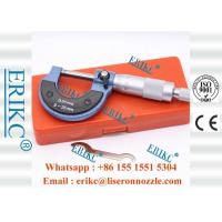 Buy cheap ERIKC Micrometer Screw Gauge Measurement Electronic Digital Outside Micrometer E10240016 from wholesalers
