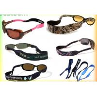 Wholesale Colorful Neoprene Sunglass Strap For Sports / Sun Glasses Neck Cords from china suppliers