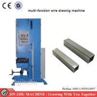 Buy cheap SS Square Pipe Industrial Grinding Machine 6kw Motor With Multifunction from wholesalers