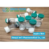 Buy cheap High Purity Muscle Growth Peptides , Sermorelin Acetate Bodybuilding GRF 1-29 from wholesalers