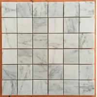 Wholesale White Carrara Marble Mosaic Tiles from china suppliers