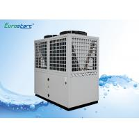 Buy cheap 3 Phase Ac And Heating Units Air Source Heat Pump For House Low Noise from wholesalers
