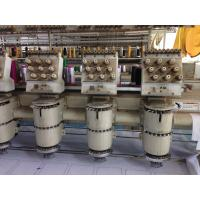 Old Models Barudan Embroidery Machines Industrial 712 715 717 With Panasonic Motor Manufactures