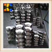 Buy cheap ASTM B363 Gr2 90 degree Titanium Elbow made IN CHINA manufacturer from wholesalers