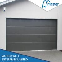 Buy cheap Automatic good quality sectional Garage Doors / galvanized steel garage doors / colorful garage doors from wholesalers