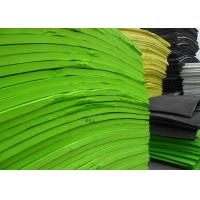 Buy cheap Eco-friendly Green Flat EVA Foam Sheet / Roll For Shoes Making from wholesalers