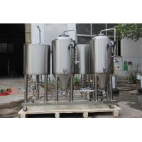 100L micro brewery equipment for home beer brewing with full set of brewing systems Manufactures