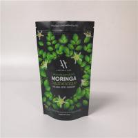 Buy cheap Recyclable Aluminum Foil Tea Bag Stand Up Pouch Customized Color With Reusable Zip Lock from wholesalers