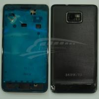 Wholesale hot sell samsung i9100 housing black from china suppliers