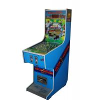 Wholesale Coin Simulator Pinball Game Machines With Video For Kids / Children TZ-QF221 from china suppliers