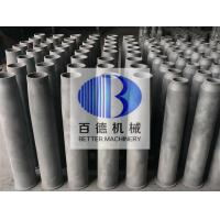 Buy cheap RBSC / Sic Tube , Ceramic Burner Nozzle With Good Thermal Conductivity from wholesalers