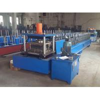 Wholesale Fully Automatic Metal Shelf Panel Roll Forming Machine from china suppliers