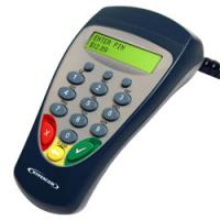 Buy cheap 3DES RS-232 encrypting Pinpad for Pos terminal or Cash register from wholesalers