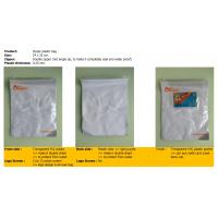 Buy cheap Printed LDPE Reusable Zipper Bags For Fresh Vegetable And Fruit Packaging from wholesalers