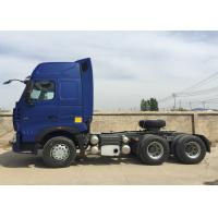Buy cheap Diesel Towing Tractor Truck , Semi Tractor Trailer For Cargo Luggage Airport from wholesalers