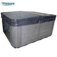 China High R - Value Rectangle Charcoal Thermal Cover Vinyl Spa Hot Tub For Acrylic Spa For Backyard Leisure Spa on sale