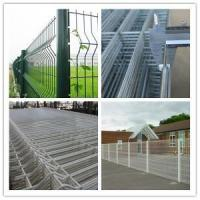 Buy cheap PVC Painted Wire Mesh Fence (SXW-001) from wholesalers