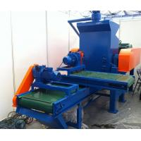 Wholesale Industrial Tyre Crushing Machine Wear Resistant Steel Knife Water Cooled from china suppliers