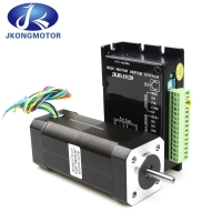 Buy cheap 24v 4000rpm 105W 42mm Brushless Dc Motor With Driver Controller from wholesalers