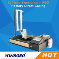 China Safety Furniture Testing Machines White Black Color For Detect Fabric / Plush Toys on sale