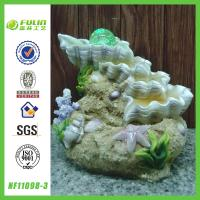 Buy cheap Polyresin Shell Art and Craft from wholesalers