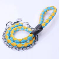 Wholesale lovely designed pet leash wholesale pet product dog chain from china suppliers