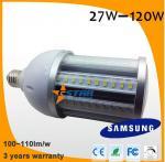 Buy cheap 60W E40 Led Street Light IP64 Using Korean Import Chip Garden Applied from wholesalers