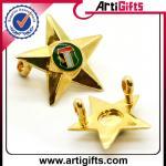 Buy cheap Factory direct sales custom metal sheriff star badge from wholesalers