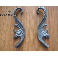 Buy cheap Ornamental Cast Iron Flowers and Leaves from wholesalers