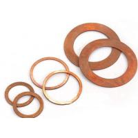 Buy cheap Solid Copper Gaskets product