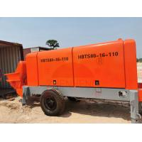 Wholesale Portable Electric Concrete Pump For Tunnel Construction 1 Year Warranty from china suppliers