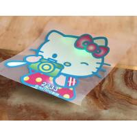 Buy cheap Glow In The Dark Film Luminous Heat Transfer Stickers For Clothes from wholesalers